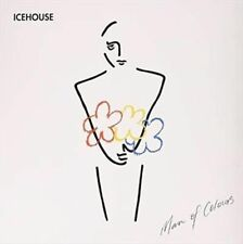 Man of Colours (blue Vinyl) - Icehouse New & Sealed LP Free Shipping