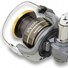 Shimano Sahara Fishing Spinning Reel 500/1000/2500/3000/4000 NEW IN BOX