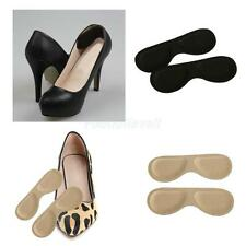 Invisible Sticky Heel Cushion High Heel Shoes Insoles Foam Pads