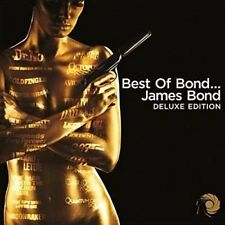 Best of Bond...james Bond - Best Of Bond...James Bond New & Sealed CD-JEWEL CASE