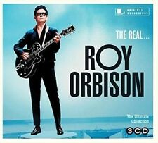 Real Roy Orbison - Orbison,Roy New & Sealed CD-JEWEL CASE Free Shipping