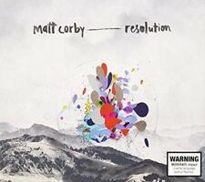 Resolution Ep - Corby,Matt New & Sealed CD-JEWEL CASE Free Shipping