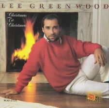 Christmas to Christmas - Greenwood,Lee New & Sealed CD-JEWEL CASE Free Shipping