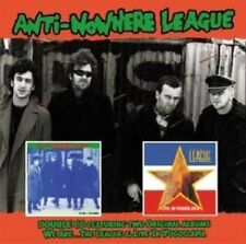 We are the League/live in Yugoslavia - League Anti-nowhere New & Sealed Compact