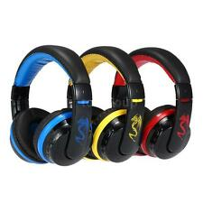 Bluetooth Hi-Fi headphones with FM+TF Card MP3 for All Tablet/Cell Phone/PC X9O8