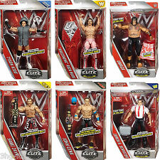 Mattel WWE Wrestling Elite Series Action Figures Various RAW Smackdown New