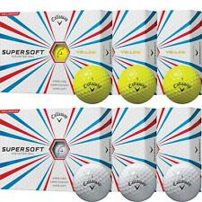 Callaway Mens Supersoft Golf Balls 2016 DOZEN