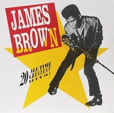 20 All-time Greatest Hits - Brown,James New & Sealed LP Free Shipping