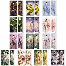 OFFICIAL SELINA FENECH FAIRIES SILVER SLIDER CASE FOR HUAWEI XIAOMI PHONES