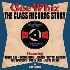 Gee Whiz/class Records Story - V/A New & Sealed Compact Disc Free Shipping