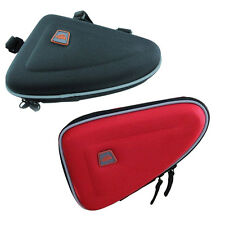 Triangular Bag Bike Cycling Front Tube Frame Bag Triangle Bicycle Storage Pouch