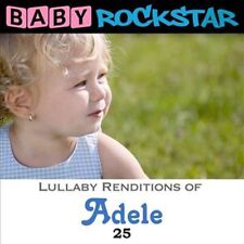 Lullaby Renditions of Adele:25 - Rockstar Baby New & Sealed Compact Disc Free Sh
