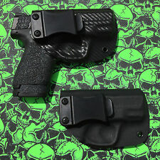 Kahr CW380 Custom Kydex IWB Holster With Crimson Trace Laser Concealed Carry CCW