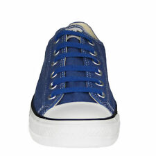 Converse All Star Chuck Taylor Canvas Shoes Low Top All Size Men & Women blue