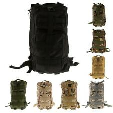 3P Outdoor Military Tactical Rucksack Camping Hiking Trekking Backpack Day Packs