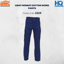 Lightweigh Cotton Work Pants Brand New Clothes Wear 3329 dnc