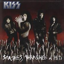 Smashes Thrashes & Hits - Kiss New & Sealed Compact Disc Free Shipping