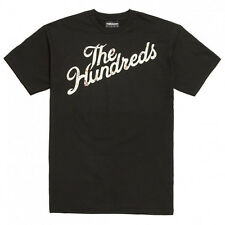 "The Hundreds ""Wilted Slant"" Short Sleeve Tee (Black) Mens Floral Graphic T-Shirt"