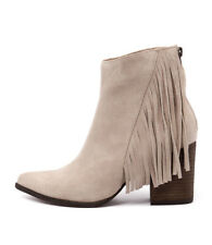 I Love Billy Kady Stone Suede Women Shoes Casuals Boots Ankle Boots