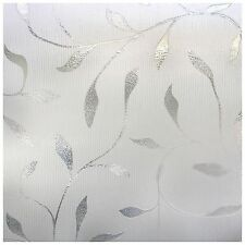 Decorative Privacy Window Film Frosted Glass Non Adhesive Static Cling Treatment