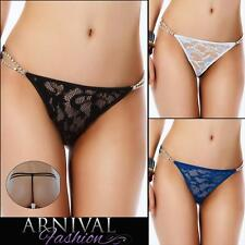 NEW hot lingerie DIAMANTE G STRING THONG PANTIES shop online BLING PANTY THONGS