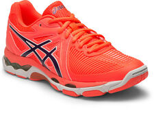 Asics Gel Netburner Ballistic Womens Netball Shoes (B) (0633)