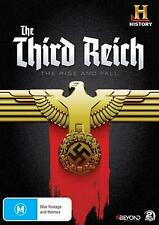 Third Reich, The - Rise And Fall, The - DVD Region 4
