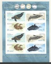 CANADA BOOKLET BK358 52c x 8 ENDANGERED SPECIES
