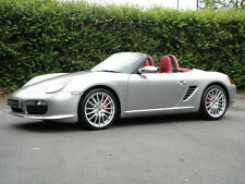 2008 Porsche Boxster RS 60 Spyder 3.4 Manual 2 Owners only 32k Miles NOW SOLD!