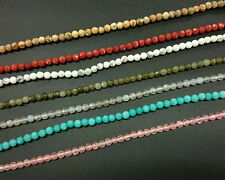 4mm natural gemstone beads round faceted beads loose semi precious stone beads