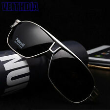 UV400 Polarized sunglasses Men's Driving glasses Aviator outdoor Sports Eyewear