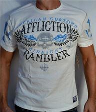 Affliction American Customs MIDNIGHT RAMBLER - Men's Biker T-Shirt - NEW - A8200