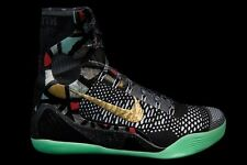 "NIKE KOBE 9 IX ELITE ""MAESTRO"" 2014 ALL STAR NEW ORLEANS  GUMBO GLOW IN THE DARK"