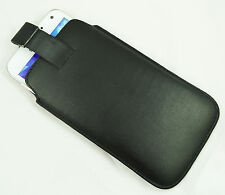 PU Leather Pull Cord TAB Pouch Case Cover Wallet Bag For Samsung Galaxy Note 2/3