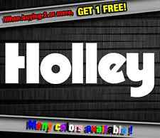 Car Sponsor Holley Performance Funny Vinyl Sticker Decal Graphic Car Truck Wall