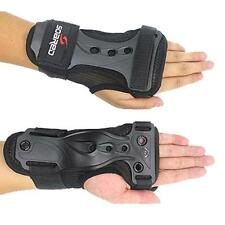 SKI SNOWBOARD ROLLER SKATING WRIST GUARD SUPPORT STRAIN SPRAIN BRACE GLOVES M-XL