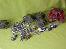 IMPERIAL GUARD ARMY- MANY UNITS TO CHOOSE FROM