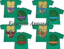 I AM TMNT TEENAGE MUTANT NINJA TURTLES MENS ADULT COSTUME T TEE SHIRT S-3XL