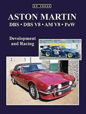 NEW Aston Martin DBS, DBS V8, AM V8, POW by Colin Howard Paperback Book (English
