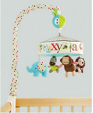 Hop Musical Crib Mobile Nursery Decor Baby Gift Boxed