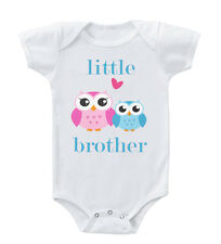 Little Brother Cotton Baby Bodysuit One Piece