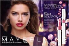 Maybelline Shine Seduction Glossy Lipcolor - Choose Your Shade