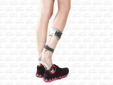 Tynor AFO Drop Foot Brace Ankle Orthosis Splint - RIGHT & LEFT Foot -Transparent