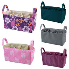Floral Baby Diaper Bags Inner Container Nappy Bag Mummy Storage Bag For Stroller
