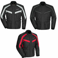 Tourmaster Mens Saber 4.0 Textile 3/4 Motorcycle Jacket All Sizes & Colors