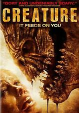 Creature - DVD Region 1 Brand New Free Shipping