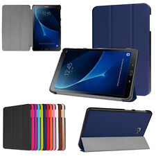 Folding Folio Stand Leather Case Cover For Samsung Galaxy Tab A 10.1 2016 T580N
