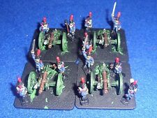 15mm Napoleonic French Line artillery