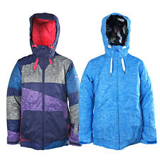 New Roxy Valley Hood Womens Snow Jacket Ski Snowboard Waterproof Ladies Coat