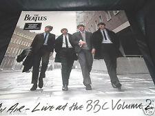 THE BEATLES AT THE BBC VOLUME TWO TRIPLE  VINYL ALBUM SEALED UNPLAYED APPLE MINT